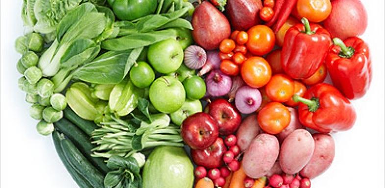 سبزیجات سرشار از آنتی اکسیدان