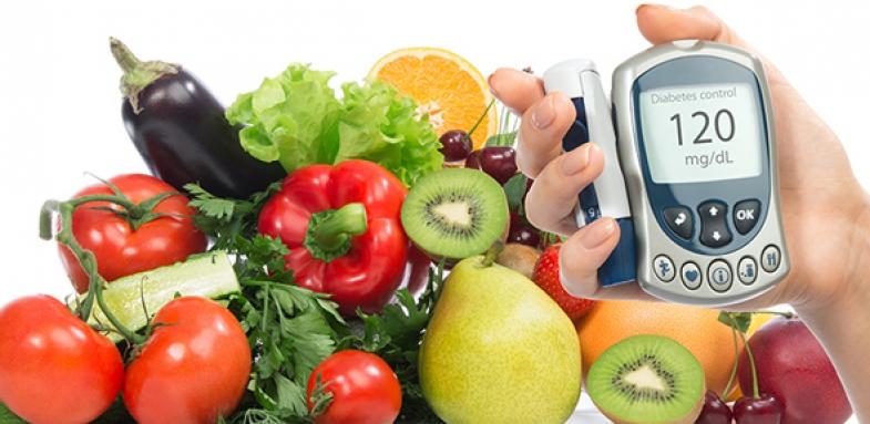 کنترل قند خون با تغییر در رژیم غذایی