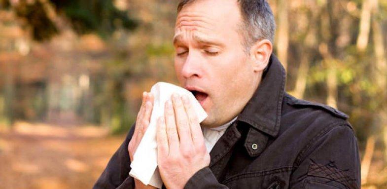 مقابله با بیماری های آلرژیک در پاییز