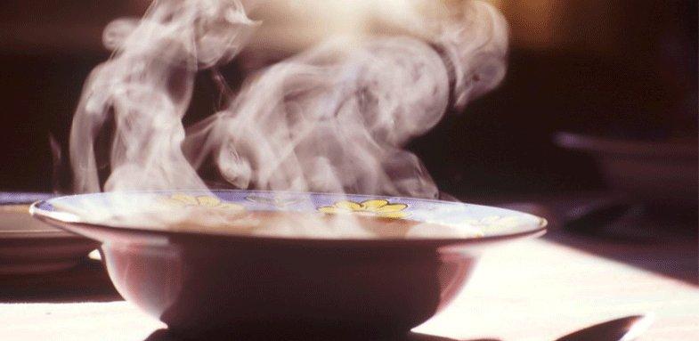 اصول گرم نگه داشتن بدن با روش های خوراکی