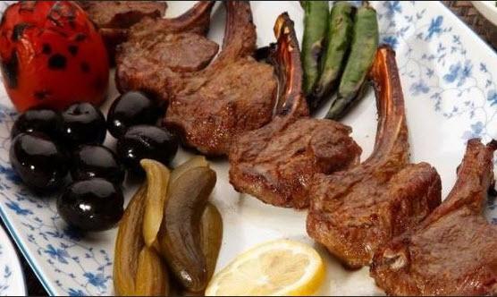 طرز تهیه کباب شیشلیک یا کباب دنده مشهورترین کباب ایرانی