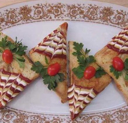 طرز تهیه اسنک مرغ یا بوقلمون با استفاده از اضافه های آن
