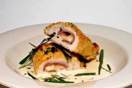 چگونه استیک کوردن بلوی فرانسوی را در منزل تهیه کنیم؟