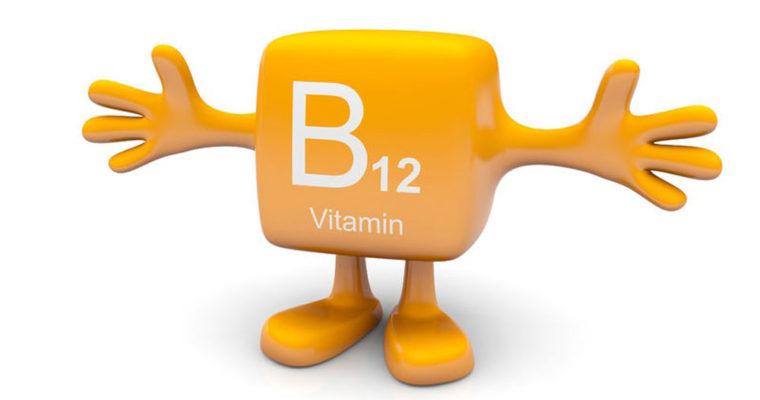 تاثیرات مختلف ویتامین B۱۲ بر بدن
