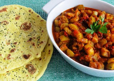 طرز تهیه یتیمچه بدون گوشت یکی از غذاهای سنتی ایرانی