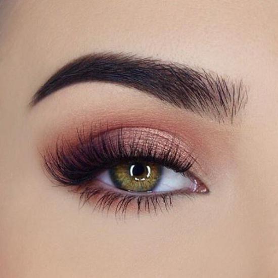 انواع مختلف مدل سایه زدن چشم جدید با رنگهای شاد ومات