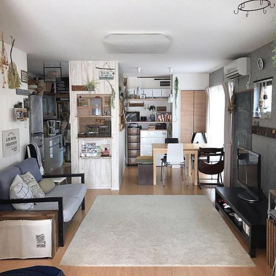 مدل دکوراسیون خانه های کوچک ایرانی + چیدمان خانه اپارتمانی