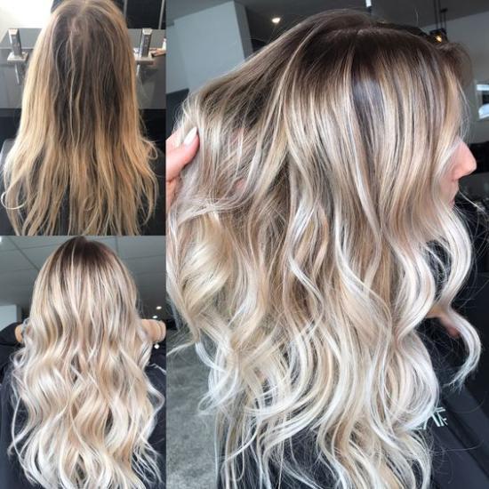 ژورنال جدید از مدل رنگ مو جدید زنانه و مدل رنگ و مش