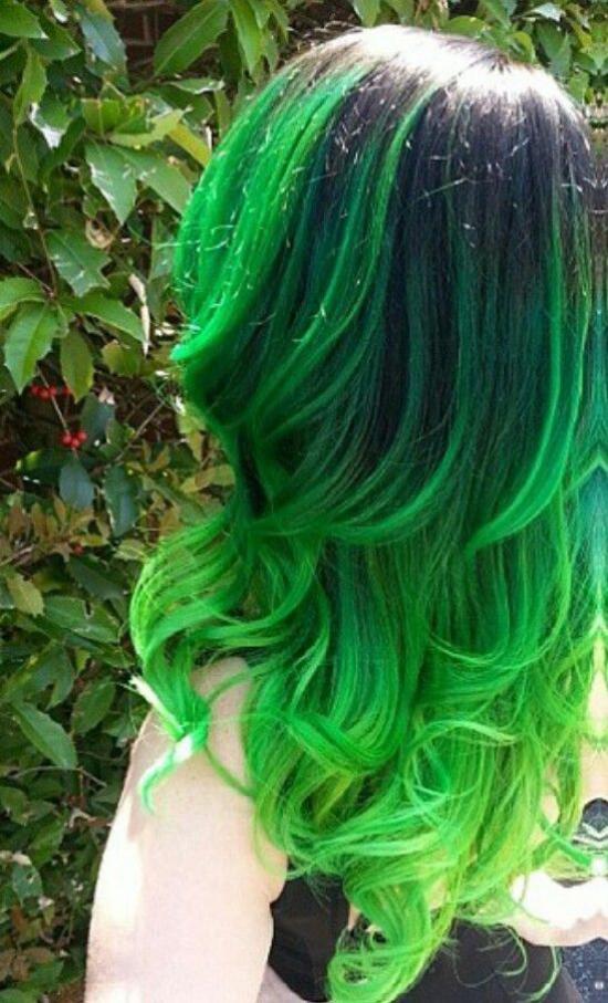 مدل رنگ مو جدید به همراه رنگ مو امبره شیک برای مجالس خاص