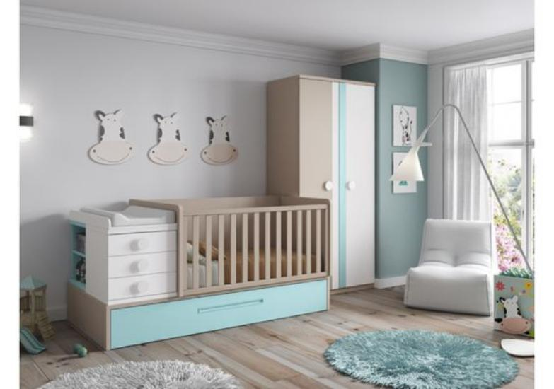 تصاویری جدید و زیبا از انواع مدل سرویس خواب نوزاد پسر و دختر