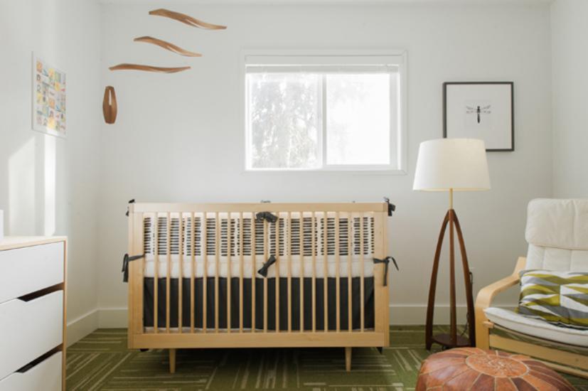 گالری دیدنی از مدل های شیک و جدید دکوراسیون اتاق نوزاد