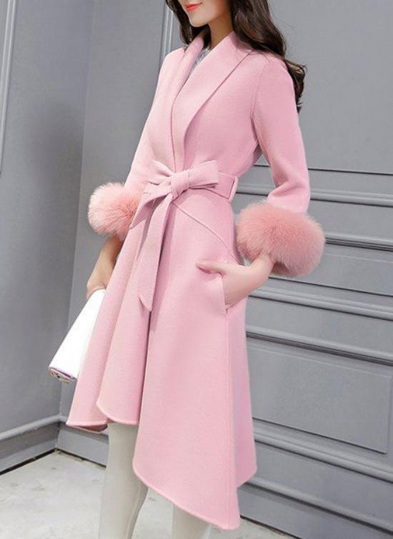 عکس هایی از مدل پالتو شیک و مجلسی زنانه