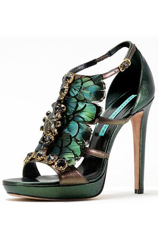 تصاویری زیبا از کفش مجلسی دخترانه شیک جدید