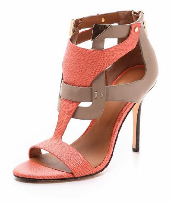 کلکسیون جدید از مدل کفش مجلسی دخترانه پاشنه بلند
