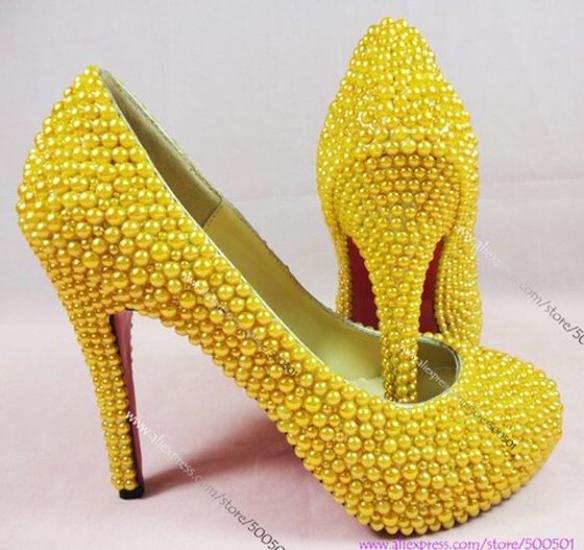 عکس هایی از شیک ترین مدلهای کفش مجلسی زنانه و دخترانه زیبا