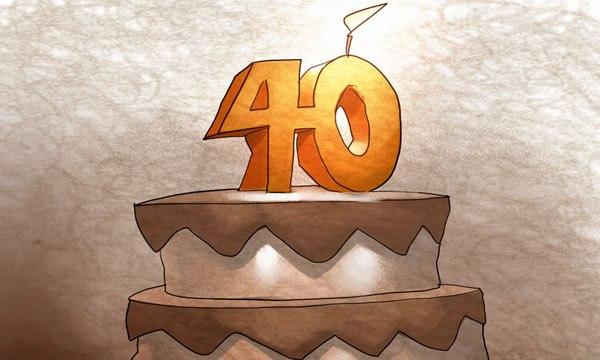چهل سالگی را با اولویت دادن به کارتان بگذرانید!