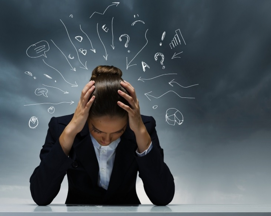 افکار منفی را با پس زدن انرژی منفی از خود دور کنید!
