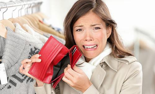 اعتیاد به خرید را با یادداشت کردن هزینه ها ترک کنید!