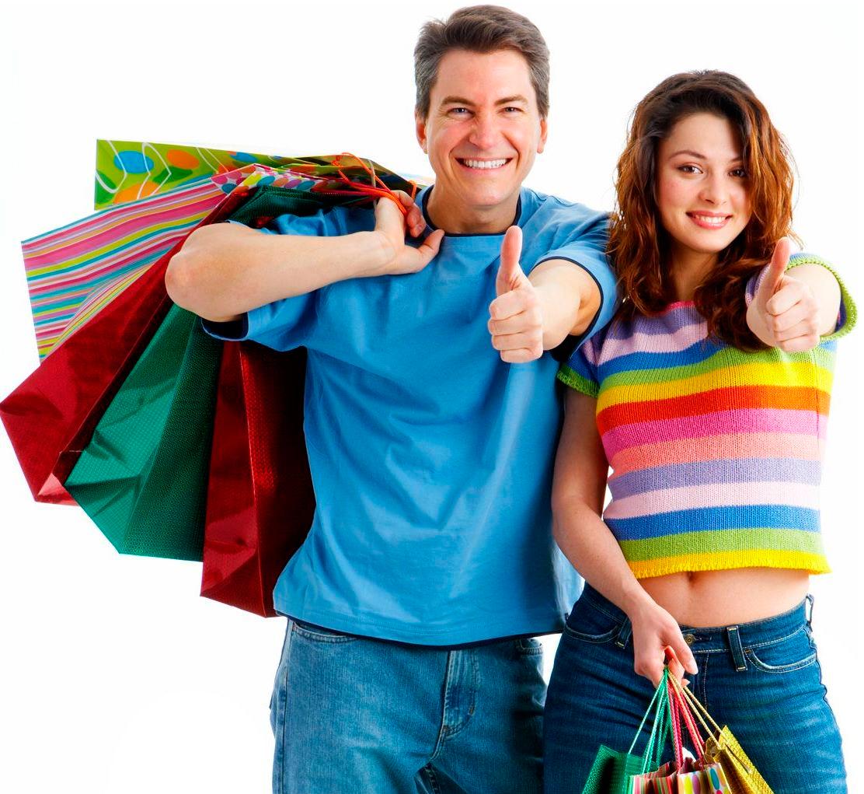 برای خرید رفتن حتما لباس راحت و مناسب بپوشید!