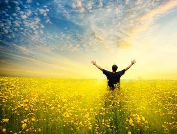 افزایش خوشبختی با فکر کردن به رویاهای بزرگ