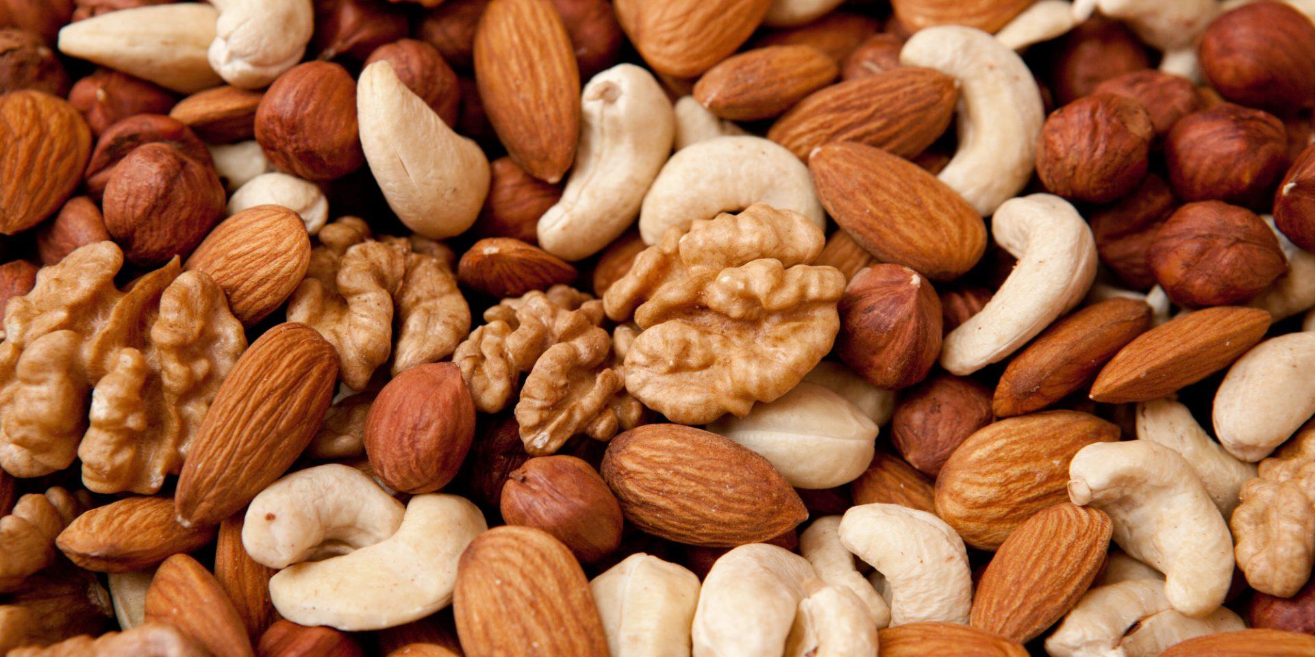 مزایای خوردن مغزها برای سلامتی