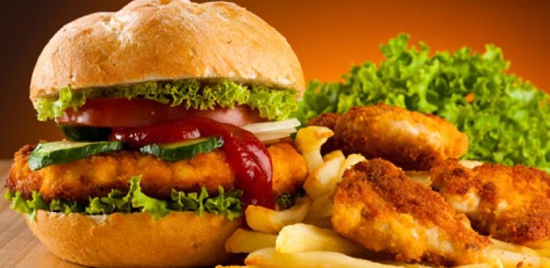عوارض مصرف غذاهای رستورانی