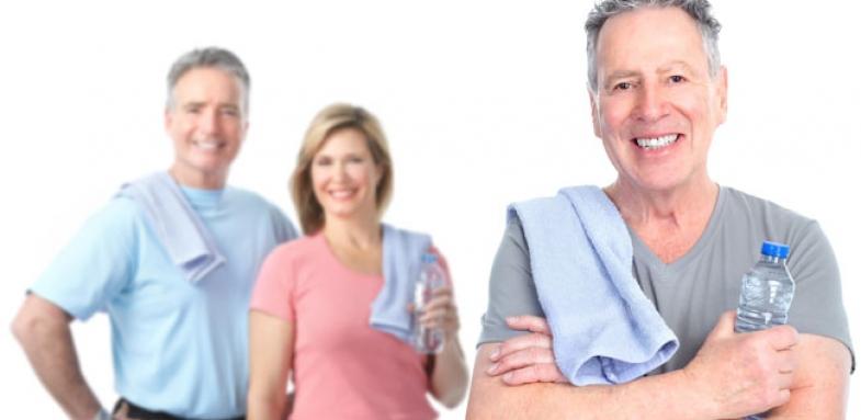کم کردن چربیهای بدن در سنین بالا