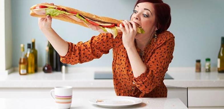 مراقب کالریهای مصرفی خود باشید