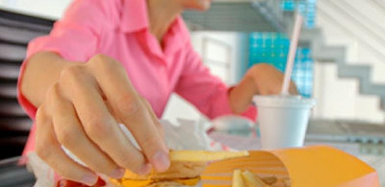 عادات غذایی بد را از خود دور کنید