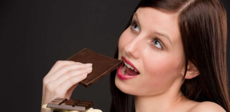 تخته شکلات را به صورت کامل میل کنید