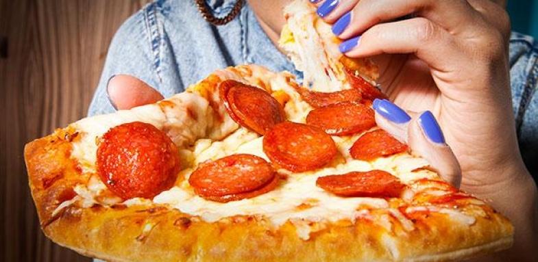 عادت به خوردن غذاهای چرب و شیرین