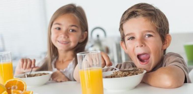 فواید مصرف صبحانه متعادل برای دانش آموزان