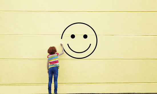 شاد زندگی کردن در زندگی های پرمشغله با خوش بین بودن