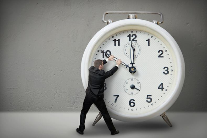 مدیریت زمان برای صرفه جویی در وقت