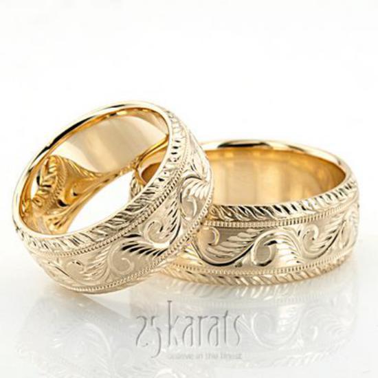 انواع مختلف مدل حلقه ازدواج زیبا وجدید