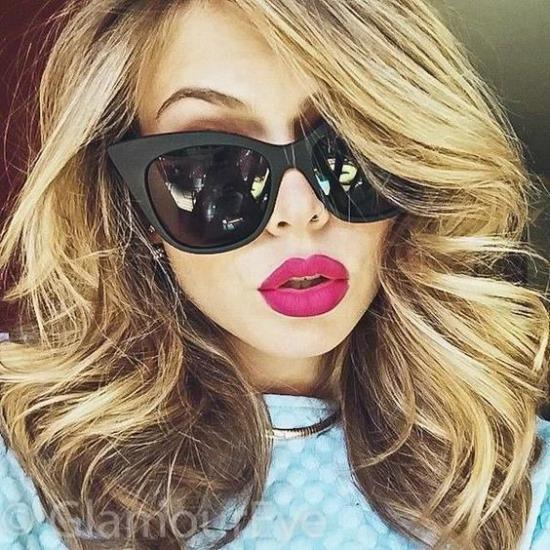 مدل عینکهای آفتابی زنانه و دخترانه زیبا و شیک