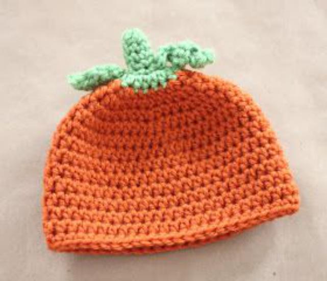 آموزش بافت کلاه بچه گانه با میل + کلاه بافتنی بچه گانه