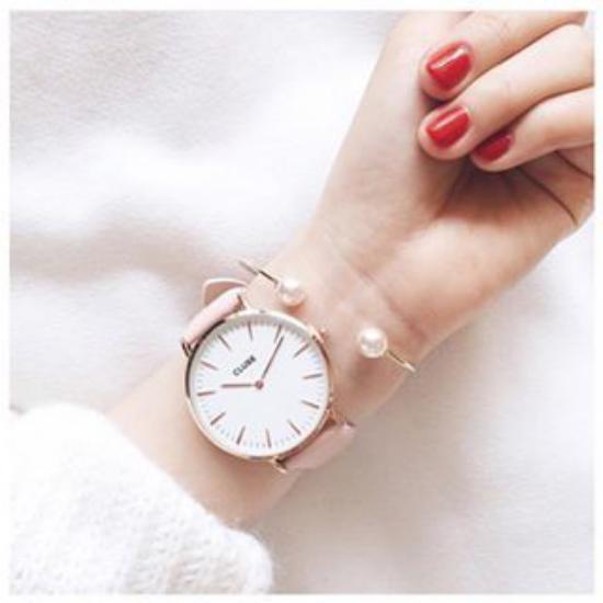 تصاویری از جدیدترین مدل ساعت دخترانه اسپرت زیبا