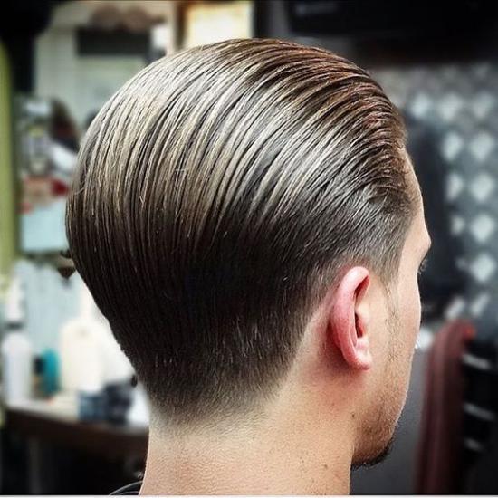 گالری از مدل مو مردانه ساده و شیک