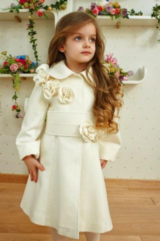 لباس نوزادی بافتنی + ژاکت بافتنی بچه گانه + پالتو دختر بچه