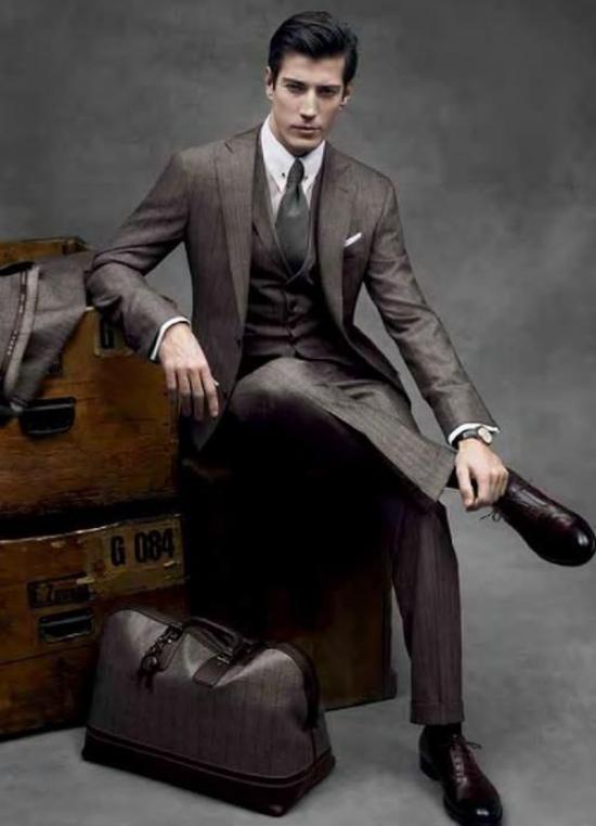گالری از مدل کت و شلوار مردانه مجلسی و بسیار شیک