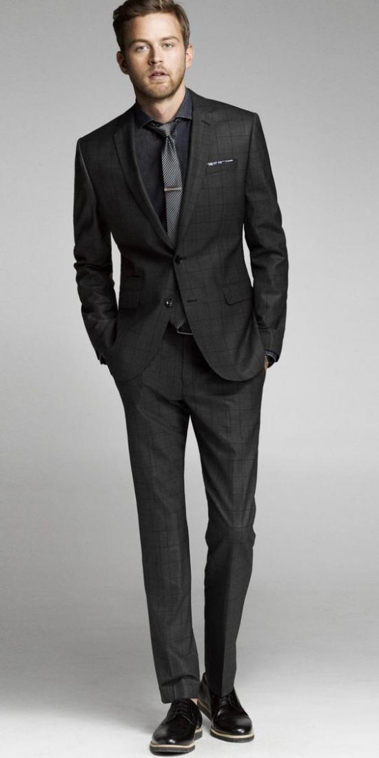 کلکسیونی زیبا و جذاب از کت و شلوار مردانه اسپرت و مجلسی
