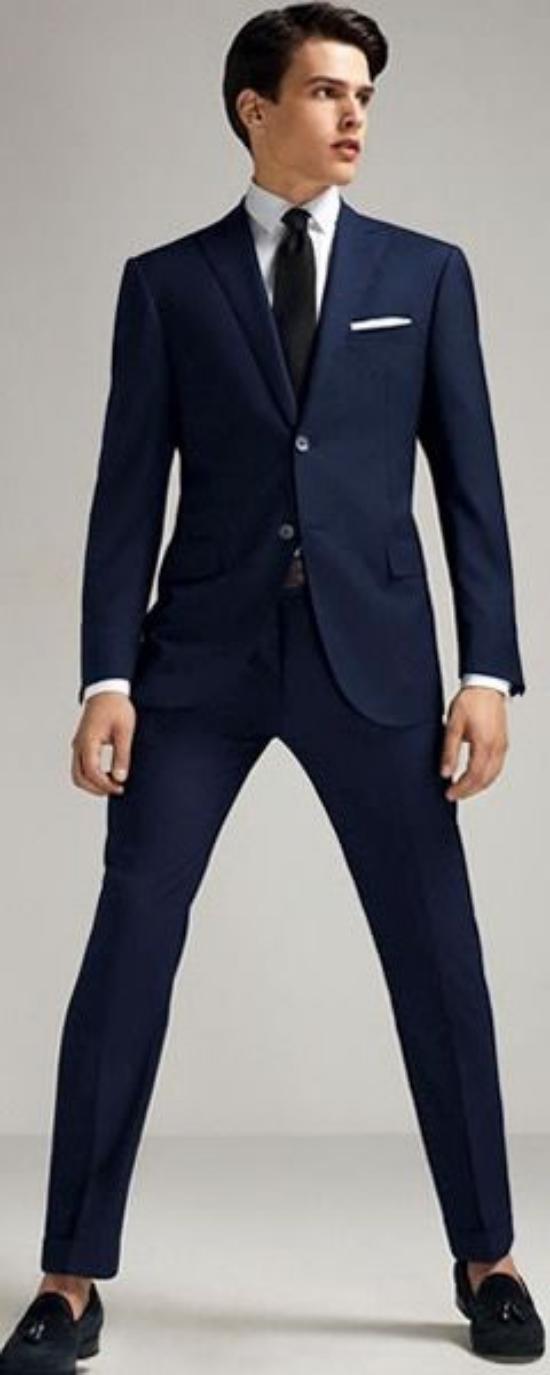 تصاویری از مدل کت و شلوار مردانه جدید