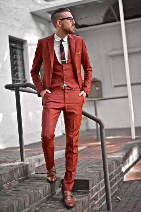شیک ترین مدل های کت و شلوار مردانه