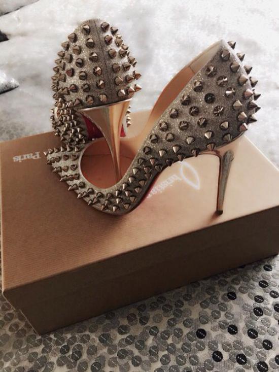 کفش مجلسی دخترانه پاشنه دار | جدیدترین مدل کفش مجلسی