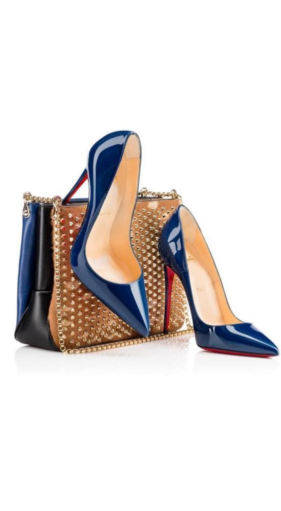 زیباترین جدیدترین مدل کفش مجلسی پاشنه بلند
