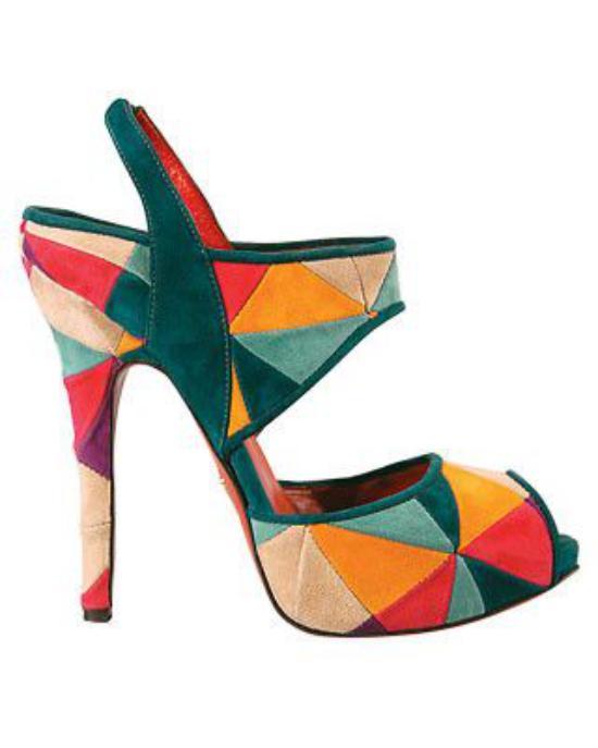 تصاویری از مدل کفش مجلسی شیک و زیبا زنانه
