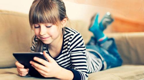 جدا کردن تبلت از کودکان با خاموشی زدن خانه