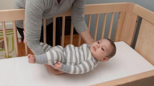 جدا کردن اتاق خواب کودک همراه با سن جدا کردن اتاق