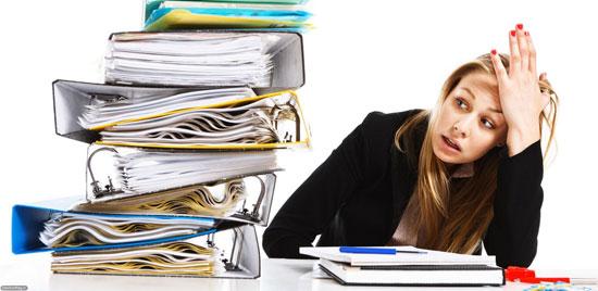 کاهش استرس محل کار با مرخصی گرفتن
